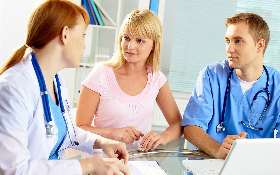 ภาษาอังกฤษเพื่อการบอกอาการกับหมอ