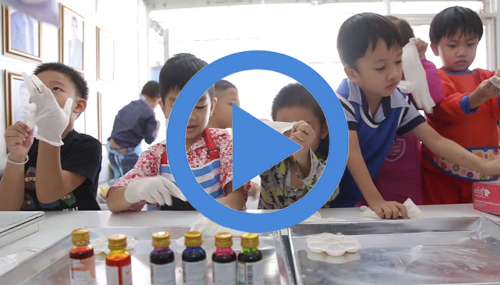 Painting Eggs With Guru Kids Learn English With Activities